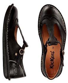 zapatos kickers para mujer