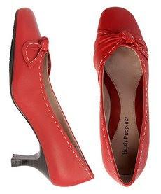 zapatos rojos mujeres