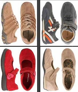 zapatos infantiles niños y niñas