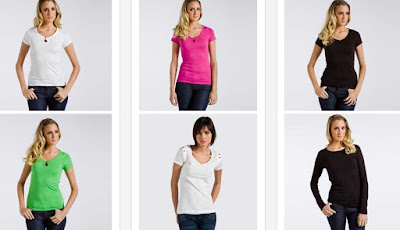 camisetas mujeres