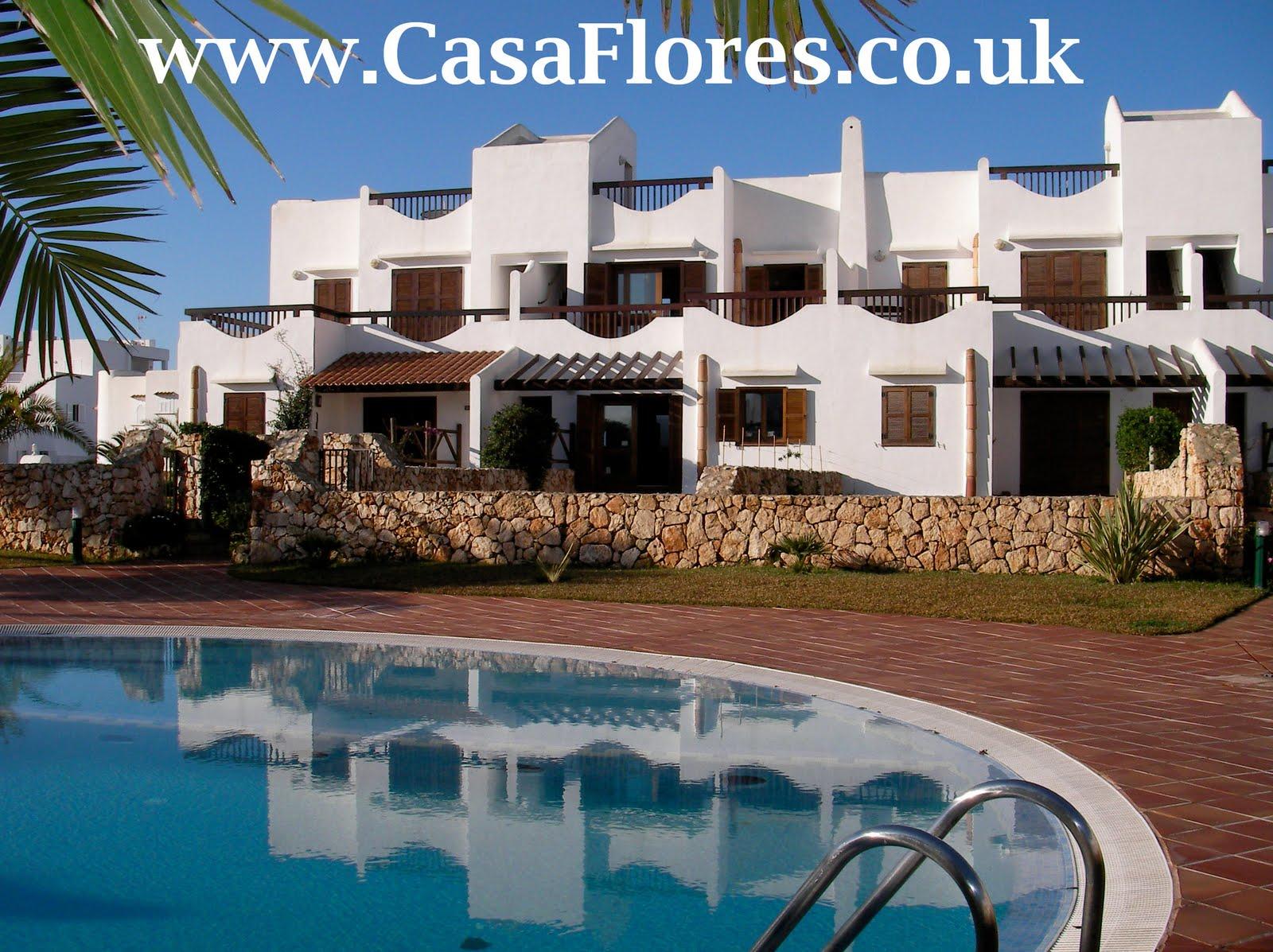 Casa Flores in Cala Egos - near Cala D'or Mallorca: Mallorca / Majorca weather and average ...