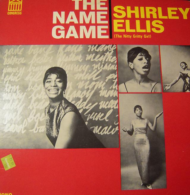 She Sins Vinyl Wednesday Shirley Ellis The Name Game