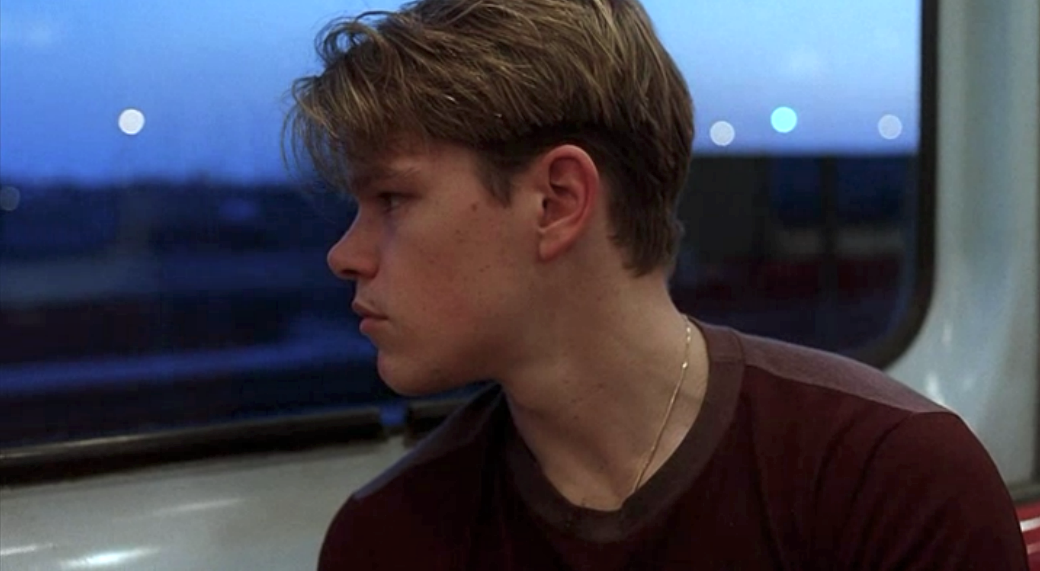 THESE VIOLENT DELIGHTS: Malick gave Good Will Hunting its ...  THESE VIOLENT D...