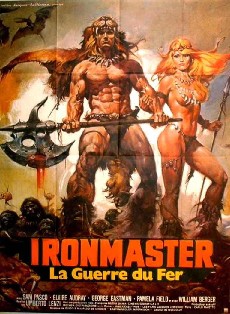 La guerra del ferro - Ironmaster Dvdrip - Ormberkenabcd's blog