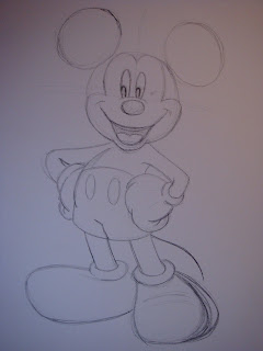 Real Studio Mickey Mouse