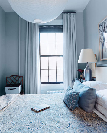 Living Livelier: Creating a Serene Country French Bedroom