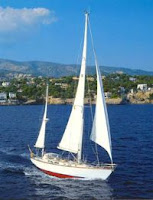 Charter yacht BANDERA in New England & Maine this summer - Contact ParadiseConnections.com