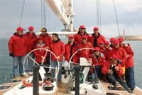 Participate in Antigua Sailing Race Week aboard the Maxi yacht FORTUNA - Contact ParadiseConnections.com