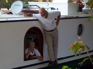 Liz & Rene of French Hotel Barge EMMA - Canal du Midi, Provence, Camargue, south of France - ParadiseConnections.com