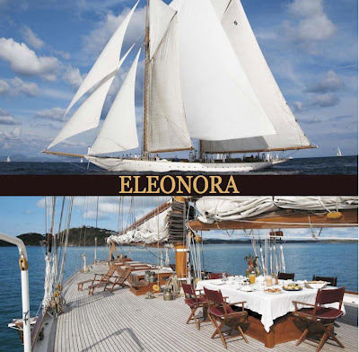 Classic Charter Yacht ELEONORA - Contact ParadiseConnections.com