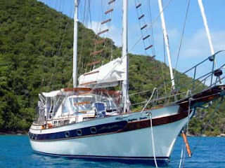 Charter Yacht Crystal Clear in the Virgin Islands - Contact Paradise Connections