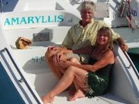 Enjoy a sailing vacation in the Virgin aboard the catamaran AMARYLLIS. Contact ParadiseConnections.com
