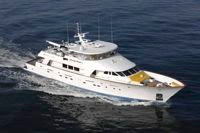 Crewed charter yacht OCEAN PEARL - Mexico Yacht Charters - Contact ParadiseConnections.com