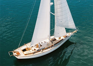 Charter Classic Yacht SASKIANNA with ParadiseConnections.com