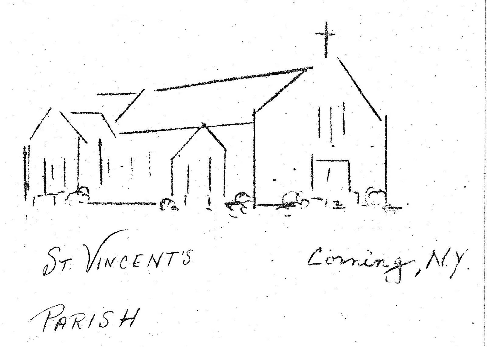 Saving Our Parish: Parish life at St. Vincent's