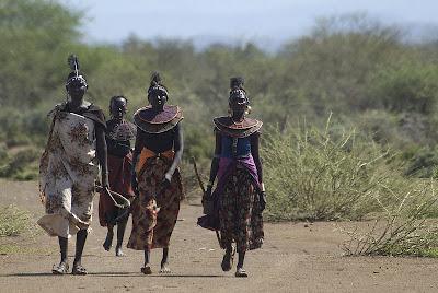 äthiopischer volksstamm rätsel