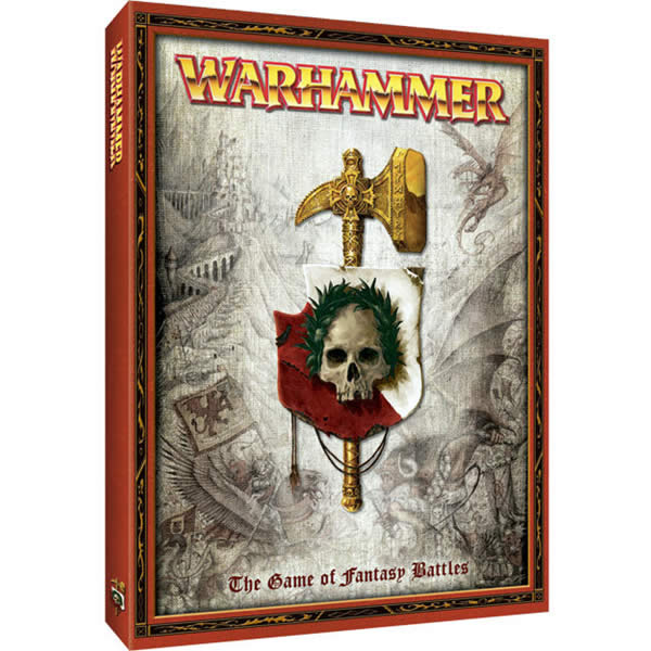 Image result for warhammer 8th edition logo
