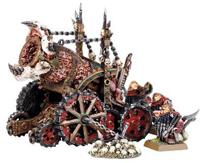 Chaos pdf warriors of warhammer