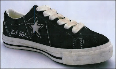 The Converse Blog: The Converse Blog: Kurt Cobain One Star
