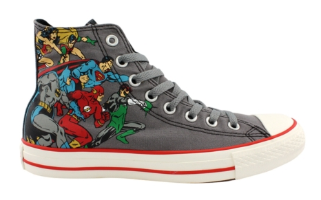 8facef318867 The Converse Blog  Converse x D.C. Comics Legion of Doom All Star at ...