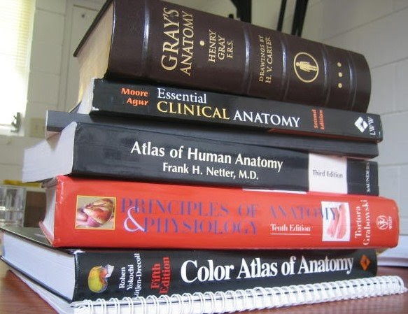 My Medical Experiences: Best Anatomy Books for 1st year and 2nd year