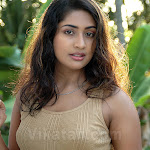 Hot Actress Navya Hot Cleavages