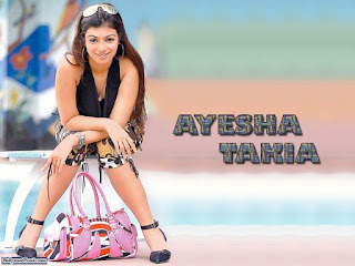 Ayesha Takia Hot Look !!!
