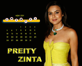 Celebrities Calender Collection – Part 1