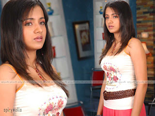 Actress Trisha Hot Wallpapers Collection