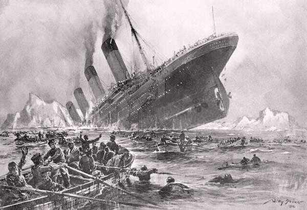 Expediente Oculto Publican La Verdad Del Hundimiento Del Titanic