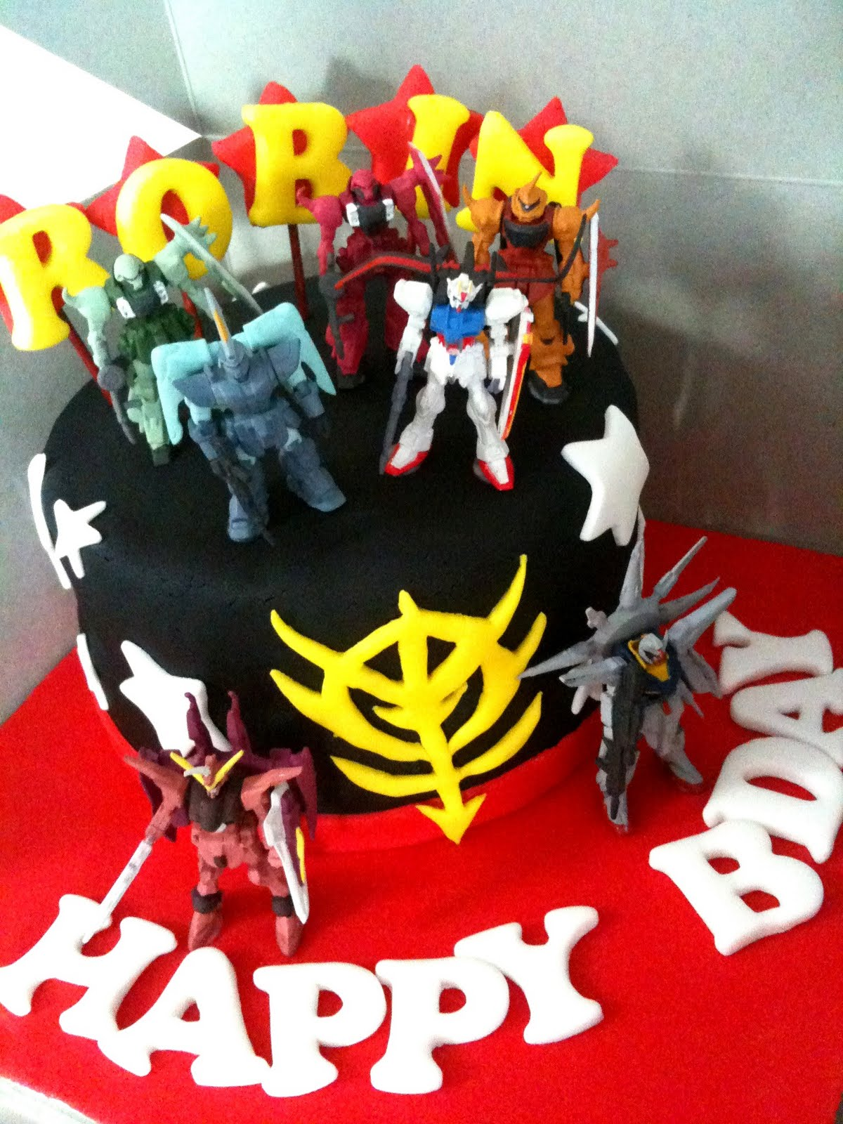 Happy Birthday Gundam Australia Forum Proud To Be Sponsored By