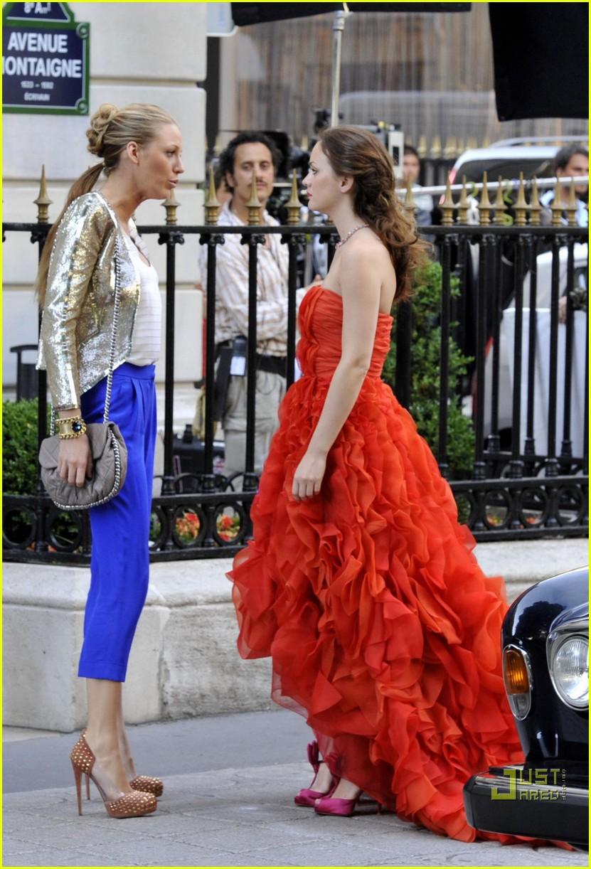 Fashion Gossip Seeing Stars This Fall Dolce Gabbana: Fashion Factor: Gossip Girl