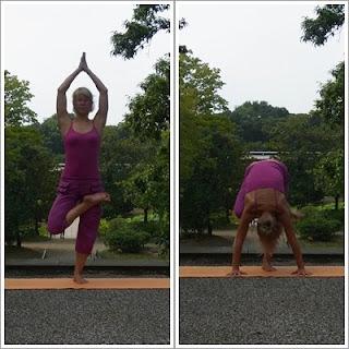 yoga daze lost in translation