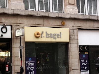 i.bagel Prime shop to let