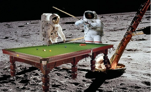 Moon Landing Floats - Pics about space