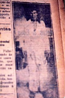 Publicação da década de 30 traz imagem do Caboclo Marcelino