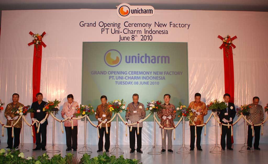 Pt Di Kiic Karawang Daftar Smk Di Karawang Karawang Info Radio Menperin Resmikan Pabrik Baru Pt Unicharm Indonesia Di Karawang