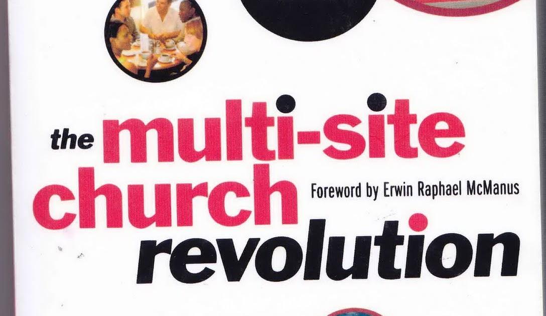 Koleksi Buku Rock Surabaya The Multi Site Church Revolution