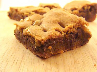 Easy Blonde Brownies Cake Mix