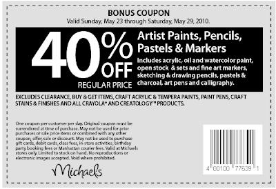 Michaels cricut coupon / Actual Store Deals