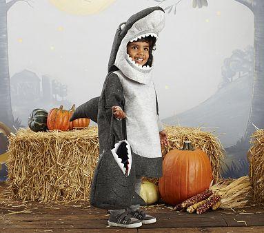 Pottery Barn Kids Shark Costume