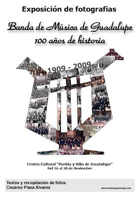 Banda de Guadalupe: 100 años de historia