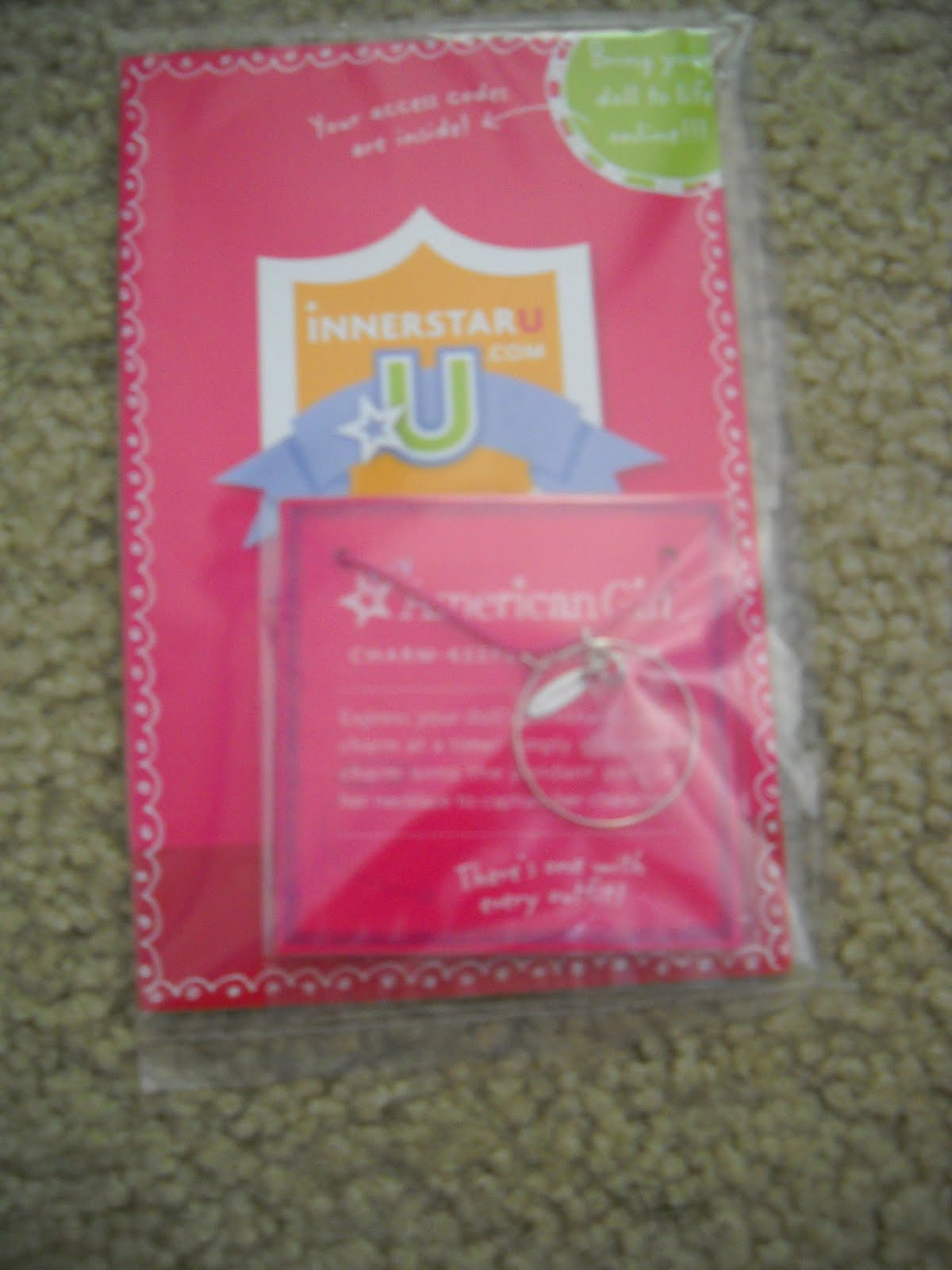 I Heart American Girl Innerstar U Campus Guide And World