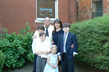 My Family at our neighbor's wedding