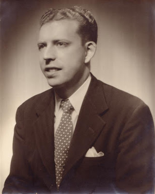 My father -- Albert C. Cizauskas, 1 March 1920 - 2002