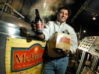 McHenry Lager from Clipper City Brewery