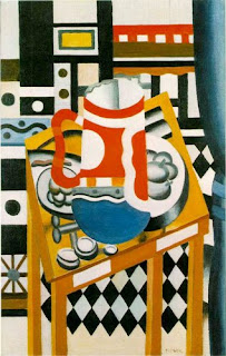 Leger_Still life with Beer