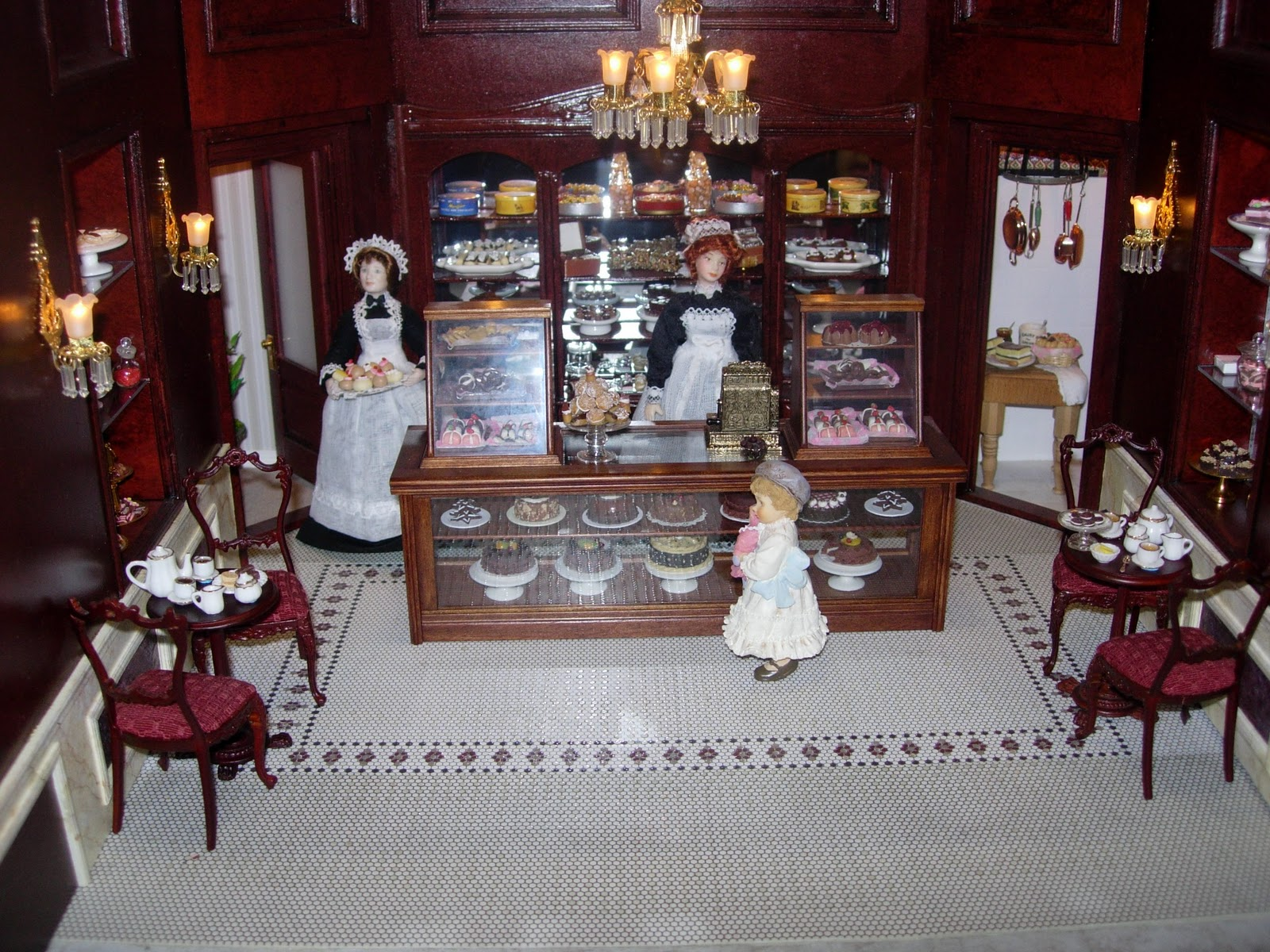 Itty Bitty Adventures Miniature Monday Victorian
