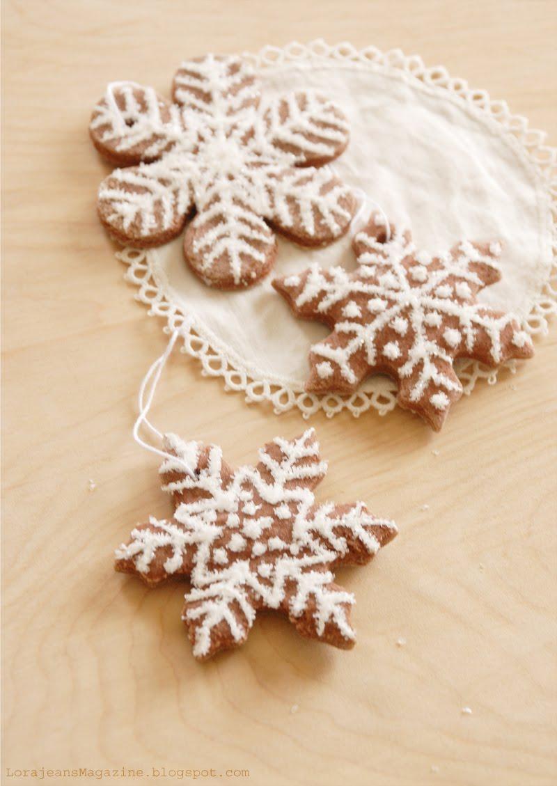 "Tutorilal: How to make christmas salt dough ""cookie ..."