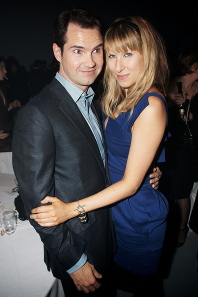 Jimmy Carr Jimmy Carr Personal Life Jimmy carr and wife karoline copping attend the woodside end of summer party to benefit the elton john aids foundation sponsored by chopard and grey. jimmy carr blogger
